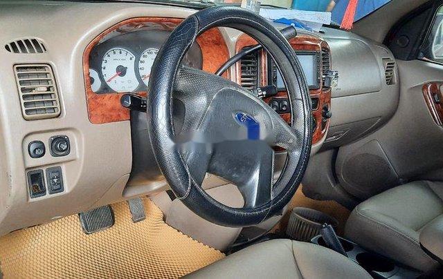 Bán xe Ford Escape đời 2002, màu đỏ, số tự động, 140 triệu3