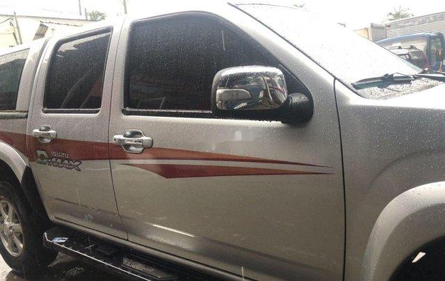 Cần bán xe Isuzu Dmax 2010, màu bạc, số sàn, giá chỉ 247 triệu3