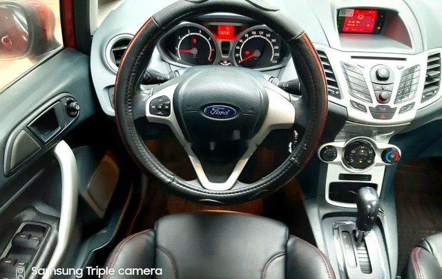 Bán ô tô Ford Fiesta đời 2011, màu đỏ còn mới7