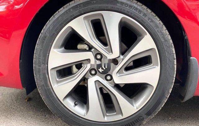 Cần bán xe Kia Rio đời 2015, màu đỏ, nhập khẩu nguyên chiếc9