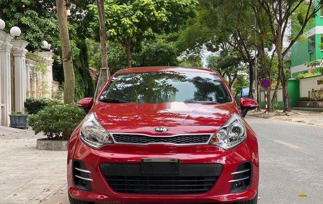 Cần bán xe Kia Rio đời 2015, màu đỏ, nhập khẩu nguyên chiếc0