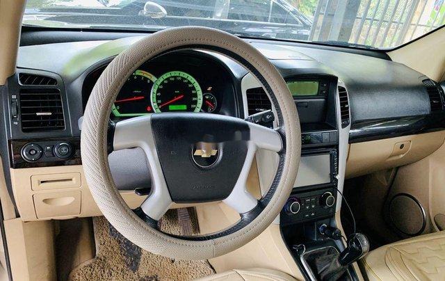 Cần bán gấp Chevrolet Captiva năm sản xuất 20079