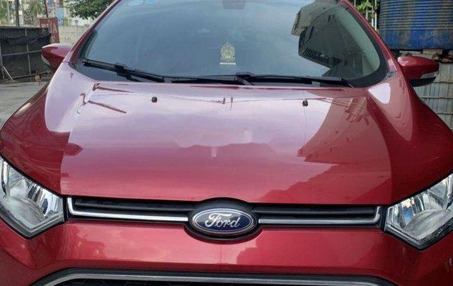 Cần bán xe Ford EcoSport sản xuất năm 2016 còn mới0