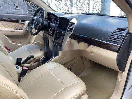 Bán xe Chevrolet Captiva sản xuất năm 2011, màu bạc, giá 270tr9
