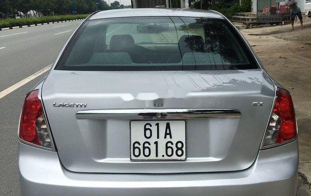 Bán ô tô Daewoo Lacetti đời 2010, màu bạc, 192tr1