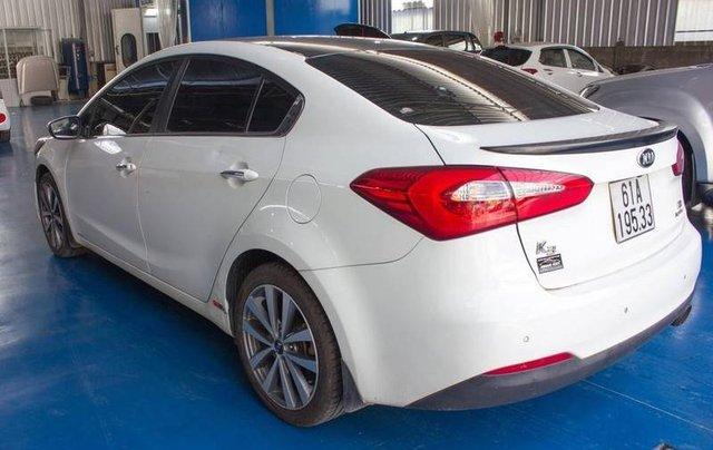 Bán ô tô Kia K3 đời 2014, màu trắng2