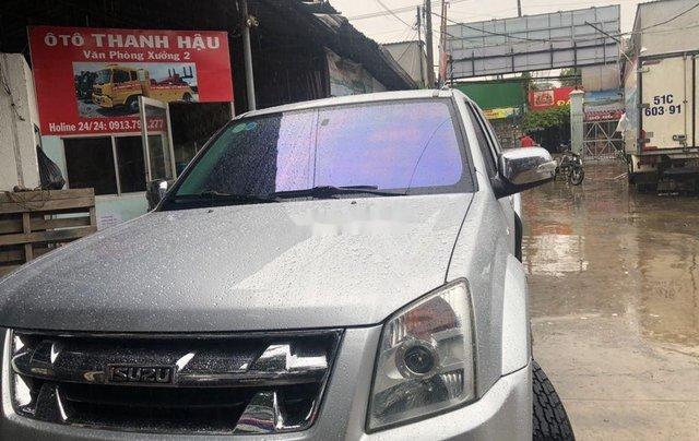 Cần bán xe Isuzu Dmax 2010, màu bạc, số sàn, giá chỉ 247 triệu4