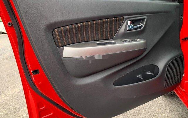 Cần bán xe Toyota Wigo 2018, màu đỏ, xe nhập, giá 345tr2