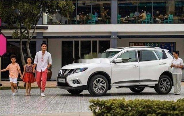 Bán Nissan X trail đời 2020, màu trắng1