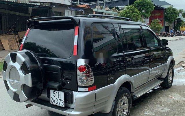 Bán ô tô Isuzu Hi lander 2007, màu đen, xe nhập còn mới1