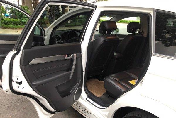 Bán xe Chevrolet Captiva 2017, màu trắng, số tự động, 428 triệu14