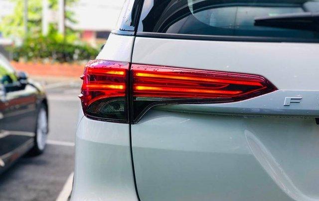 Bán ô tô Toyota Fortuner đời 2020, màu trắng3