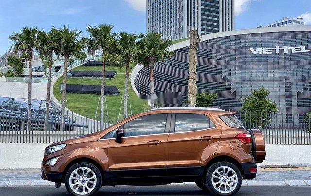 Cần bán Ford EcoSport sản xuất năm 2018 còn mới, 555tr2