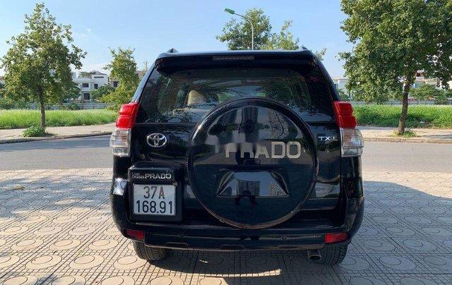 Bán xe Toyota Land Cruiser Prado TXL đời 2010, màu đen, nhập khẩu 3