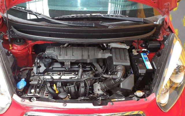 Bán xe Kia Picanto sản xuất năm 2013, màu đỏ số sàn, 243tr4