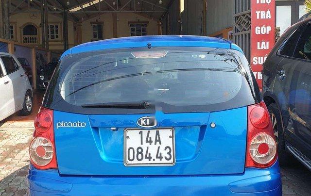 Bán ô tô Kia Picanto sản xuất 2007, nhập khẩu còn mới, giá tốt2