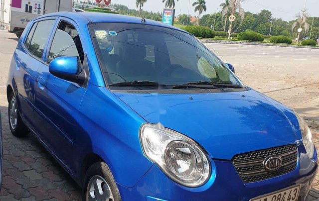 Bán ô tô Kia Picanto sản xuất 2007, nhập khẩu còn mới, giá tốt1