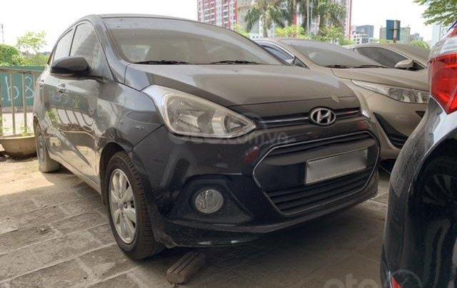 Bán xe Hyundai i10 1.2MT 2016, biển 191