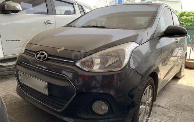 Bán xe Hyundai i10 1.2MT 2016, biển 192