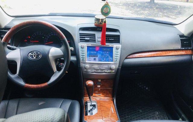 Cần bán gấp Toyota Camry đăng ký 2009, màu trắng còn mới, giá tốt 495 triệu đồng3