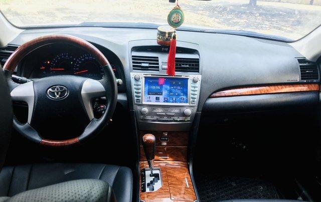 Cần bán gấp Toyota Camry đăng ký 2009, màu trắng còn mới, giá tốt 495 triệu đồng4