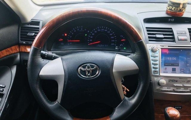 Cần bán gấp Toyota Camry đăng ký 2009, màu trắng còn mới, giá tốt 495 triệu đồng6
