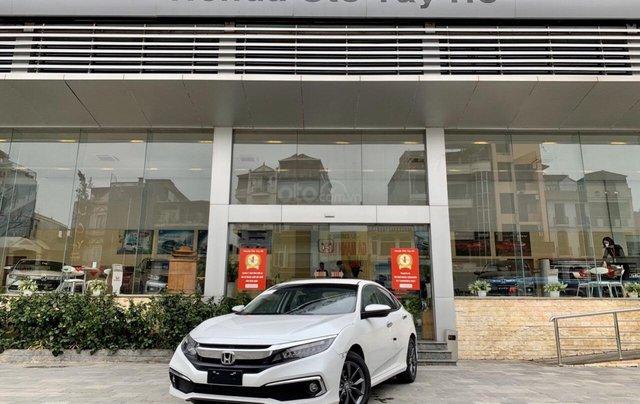 Siêu khuyến mãi Honda Civic 2020 nhập khẩu, khuyến mại 80 triệu tiền mặt, phụ kiện5