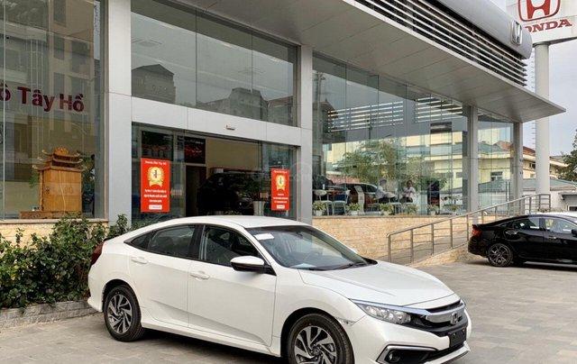 Siêu khuyến mãi Honda Civic 2020 nhập khẩu, khuyến mại 80 triệu tiền mặt, phụ kiện8