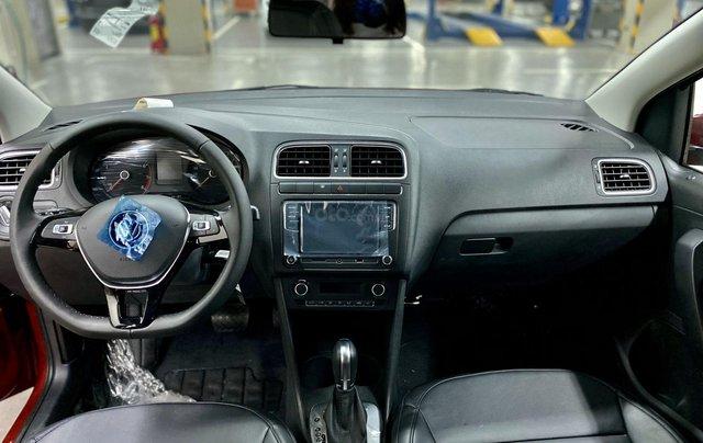 Xe Volkswagen Polo Hatchback màu đỏ 2020, giảm giá tốt - giao ngay6