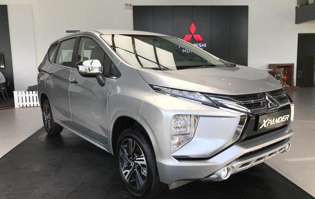 Mitsubishi Xpander 7 chỗ MT & AT, nhập khẩu & lắp ráp giảm 50% trước bạ1