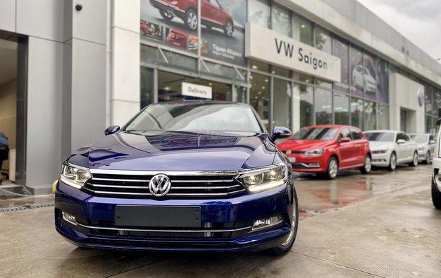 Ưu đãi lớn cho Passat Bluemotion màu xanh - vay ngân hàng 80% - nhập 100% Đức3
