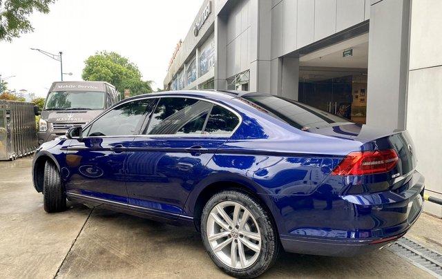 Ưu đãi lớn cho Passat Bluemotion màu xanh - vay ngân hàng 80% - nhập 100% Đức13