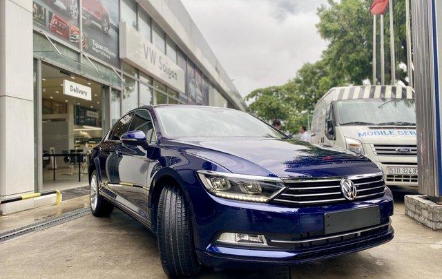 Ưu đãi lớn cho Passat Bluemotion màu xanh - vay ngân hàng 80% - nhập 100% Đức14