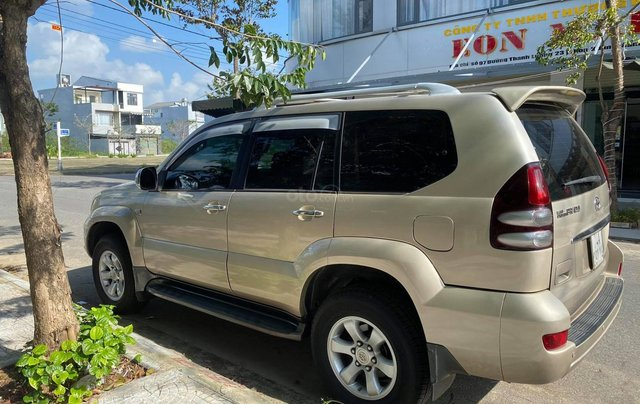 Tôi chủ xe Land Cruiser Prado đăng ký 2008, máy dầu, số sàn, đời 2006, nhập khẩu (Nhật Bản)3