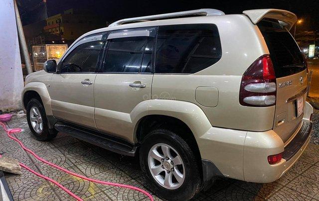 Tôi chủ xe Land Cruiser Prado đăng ký 2008, máy dầu, số sàn, đời 2006, nhập khẩu (Nhật Bản)5