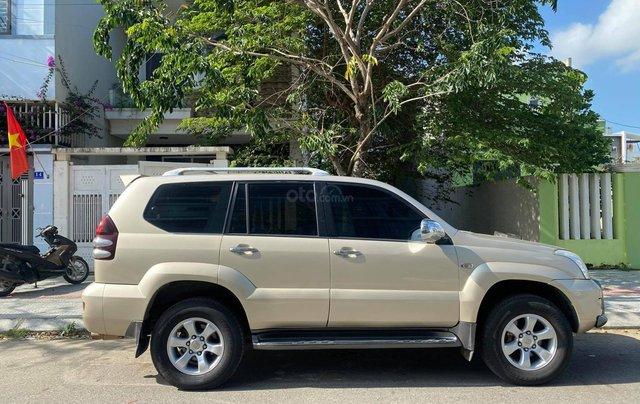 Tôi chủ xe Land Cruiser Prado đăng ký 2008, máy dầu, số sàn, đời 2006, nhập khẩu (Nhật Bản)6