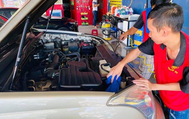 Tôi chủ xe Land Cruiser Prado đăng ký 2008, máy dầu, số sàn, đời 2006, nhập khẩu (Nhật Bản)9