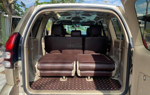 Tôi chủ xe Land Cruiser Prado đăng ký 2008, máy dầu, số sàn, đời 2006, nhập khẩu (Nhật Bản)7
