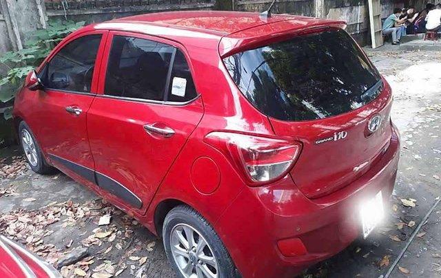 Cần bán xe Hyundai Grand i10 đời 2016, màu đỏ, nhập khẩu nguyên chiếc1