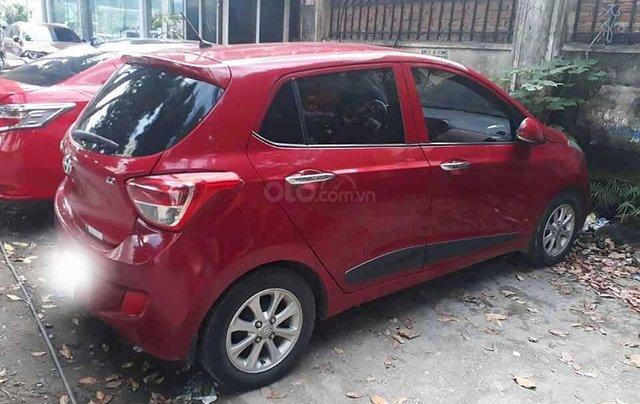 Cần bán xe Hyundai Grand i10 đời 2016, màu đỏ, nhập khẩu nguyên chiếc4