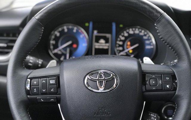 New Fortuner 2021 - Nhiều trang bị, giảm 50% trước bạ, ưu đãi đặc biệt tháng 9-10/2020 [Toyota An Sương]9