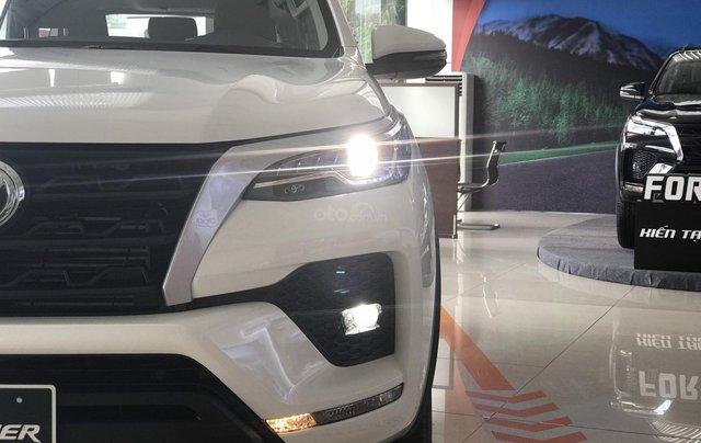 New Fortuner 2021 - Bản nâng cấp! Giảm 50% trước bạ, ưu đãi đặc biệt tháng 9-10/2020 [Toyota An Sương]1