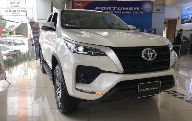 New Fortuner 2021 - Bản nâng cấp! Giảm 50% trước bạ, ưu đãi đặc biệt tháng 9-10/2020 [Toyota An Sương]2