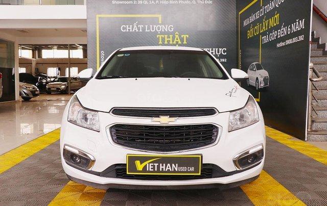 Bán xe Chevrolet Cruze LT 1.6MT 20174
