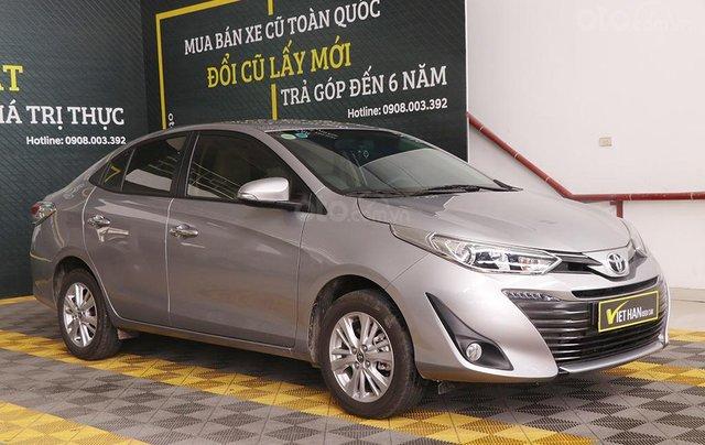 Bán xe Toyota Vios G 1.5AT 20190