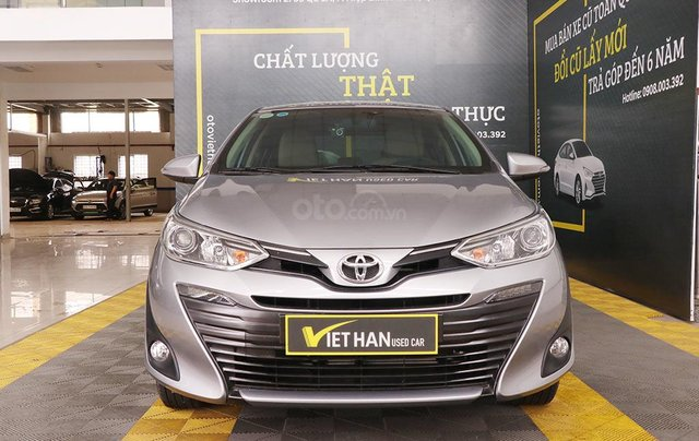 Bán xe Toyota Vios G 1.5AT 20192