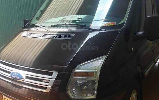 Bán Ford Transit Limousine đời 2016, màu đen 0