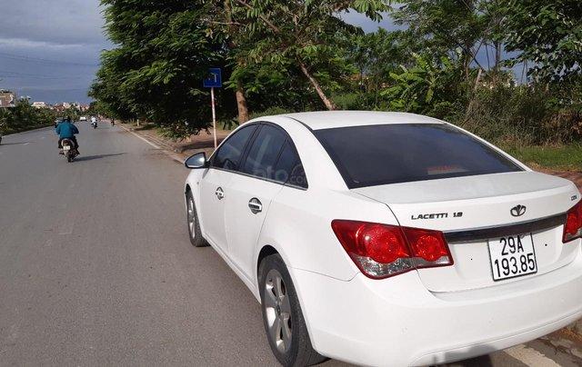 Cần bán Daewoo Lacetti sản xuất năm 2011, 1.8AT8