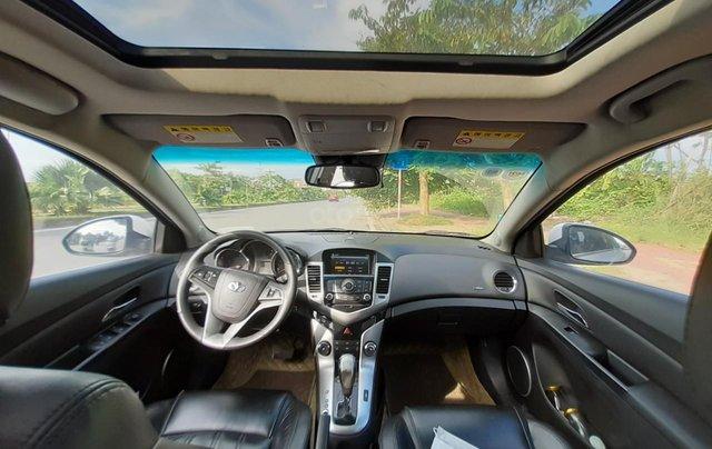 Cần bán Daewoo Lacetti sản xuất năm 2011, 1.8AT5