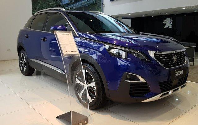 Giá xe Peugeot 3008 ưu đãi 130 triệu & 50% TTB – lái thử tại nhà, cùng nhiều quà tặng như thảm sàn và phim cách nhiệt3